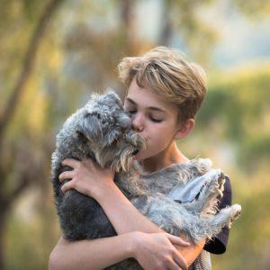 Hund kärlek